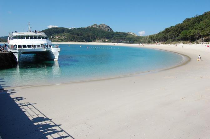 5 a 7 de outubro – Ilhas Cíes & Vigo