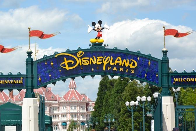 4 a 7 de outubro – Disneyland Paris