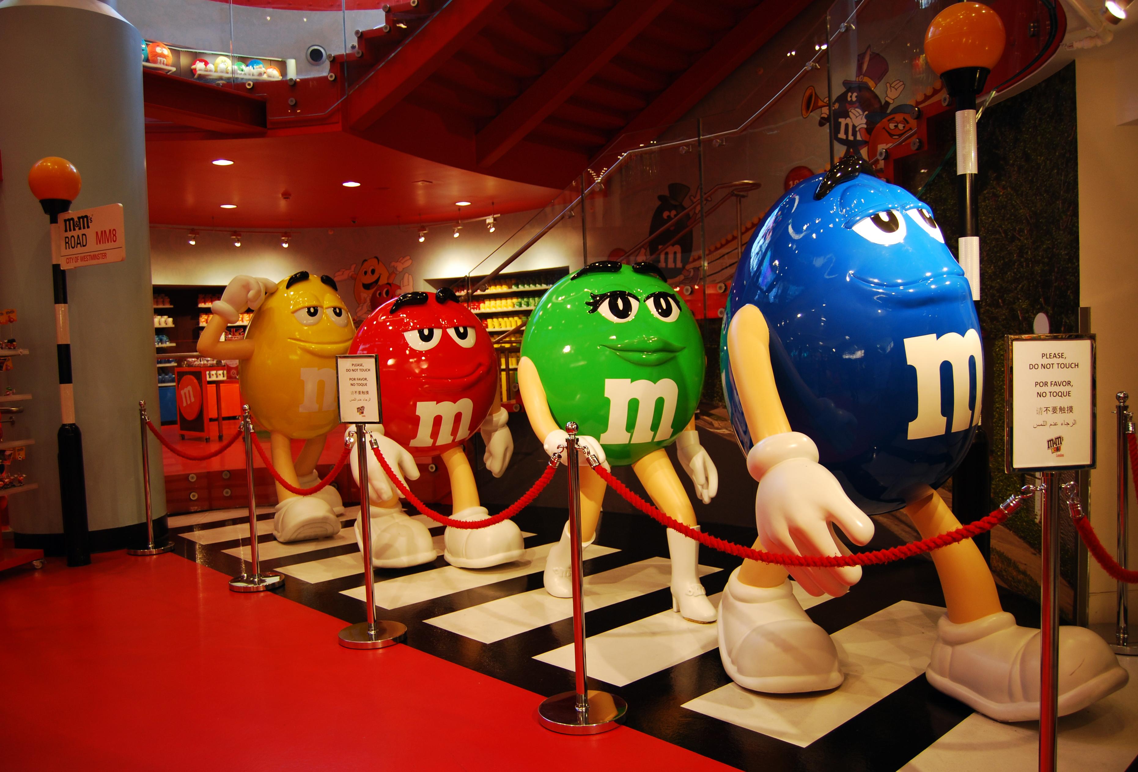 M&M's World Store