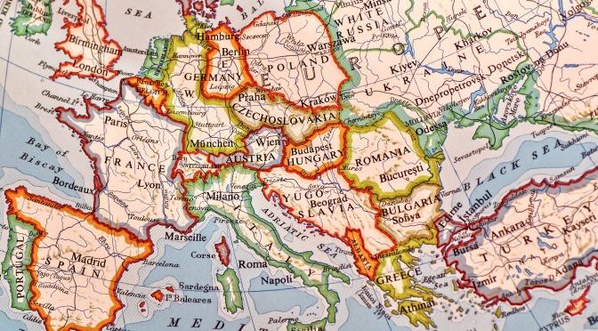 Combo-Viagens na Europa